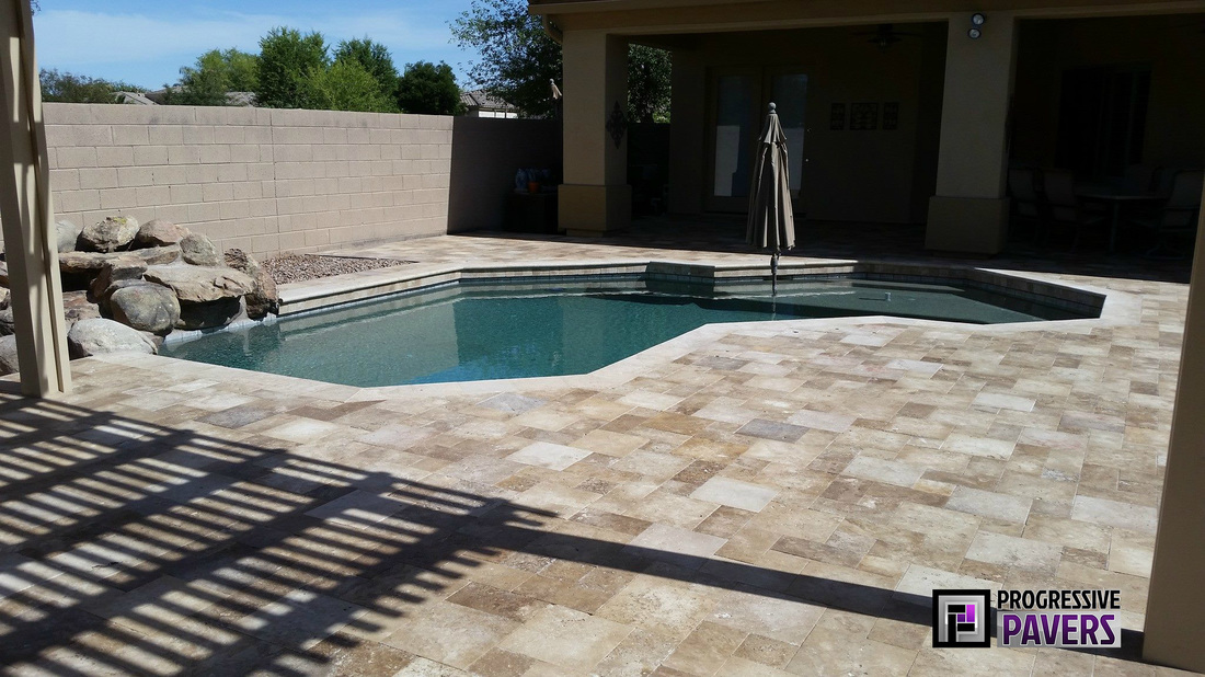 travertine chandler az